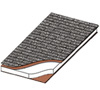 asphalt shingle roof over stuctural insulated panel