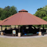 Dodecagon Steel Shade Shelter