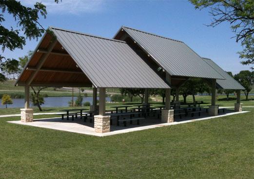 Custom Western Skyline - Pavilion